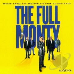 Full Monty CD Cover Art