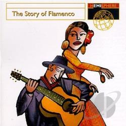 Story of Flamenco CD Cover Art