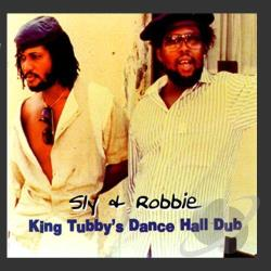 Sly & Robbie - King Tubby's Dancehall Dub CD Cover Art