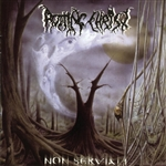 Rotting Christ - Non Serviam CD Cover Art