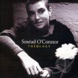 O'Connor, Sinead - Theology CD Cover Art