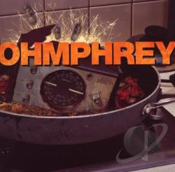 Ohmphrey - Ohmphrey CD Cover Art