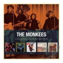 Monkees - Original Album Series CD Cover Art