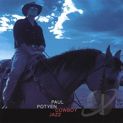 Potyen, Paul - Cowboy Jazz CD Cover Art