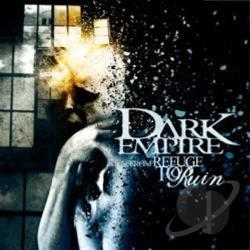 Dark Empire - From Refuge to Ruin CD Cover Art
