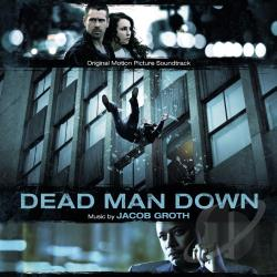 Dead Man Down CD Cover Art