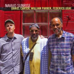 Carter, Daniel / Parker, William - Navajo Sunrise CD Cover Art