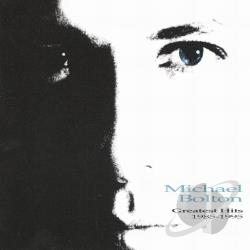 Bolton, Michael - Greatest Hits 1985-1995 CD Cover Art