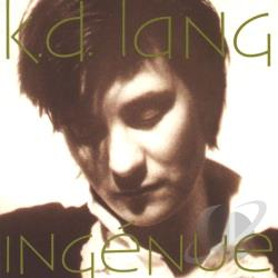 Lang, K.D. - Ingenue CD Cover Art