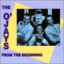 O'Jays - From the Beginning CD Cover Art