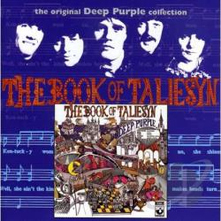 Deep Purple - Book Of Taliesyn CD Cover Art