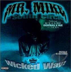 Mr. Mike - Wicked Wayz CD Cover Art