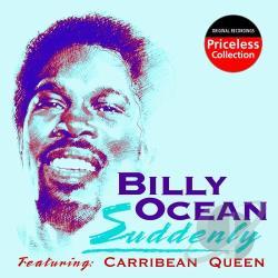 Ocean, Billy - Suddenly CD Cover Art