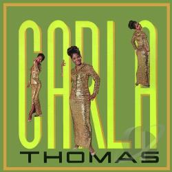 Thomas, Carla - Carla CD Cover Art