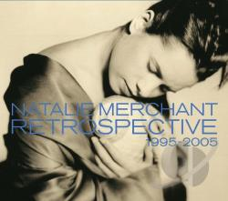 Merchant, Natalie - Retrospective 1995-2005 CD Cover Art