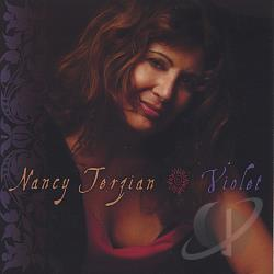 Terzian, Nancy - Violet CD Cover Art
