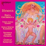 Agnas / Gruberova / Stockholm Co - Hymnus CD Cover Art