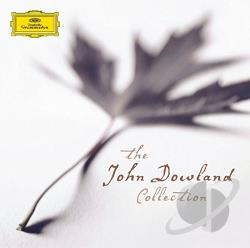 John Dowland Collection CD Cover Art