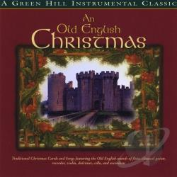Craig Duncan and the Smoky Mountain Band - Old England Christmas CD Cover Art