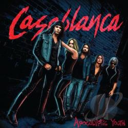 Casablanca - Apocalyptic Youth CD Cover Art