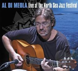 Meola, Al Di - Live At the North Sea Jazz Festival CD Cover Art