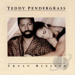 Pendergrass, Teddy - Truly Blessed CD Cover Art