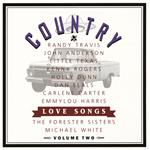Country Love Songs, Volume 2 CD Cover Art