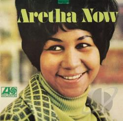 Franklin, Aretha - Aretha Now CD Cover Art