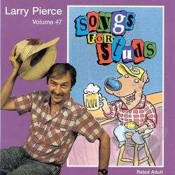 Pierce, Larry - Songs for Studs CD Cover Art