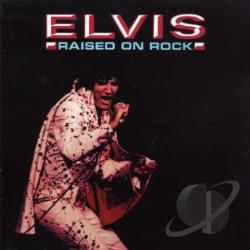 Presley, Elvis - Raised on Rock CD Cover Art