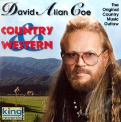 Coe, David Allan - Country And Western CD Cover Art