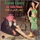 Salatin El Tarab Orchestra - Arabian Classics for Belly Dance CD Cover Art