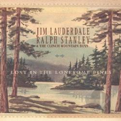 Lauderdale, Jim - Lost In The Lonesome Pines CD Cover Art