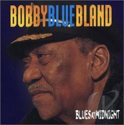 Bland, Bobby Blue - Blues at Midnight CD Cover Art