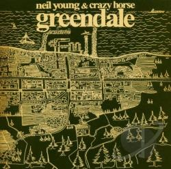 Young, Neil - Greendale CD Cover Art