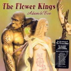 Flower Kings - Adam & Eve CD Cover Art