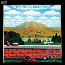 Youngbloods - Elephant Mountain CD Cover Art
