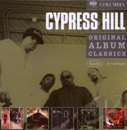 Cypress Hill - Original Album Classics CD Cover Art