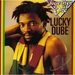 Dube, Lucky - Together As One CD Cover Art