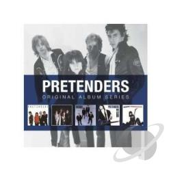 Pretenders - Original Album Series CD Cover Art