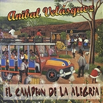 Velasquez, Anibal - El Campeon De La Alegria CD Cover Art