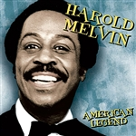 Melvin, Harold - American Legend CD Cover Art