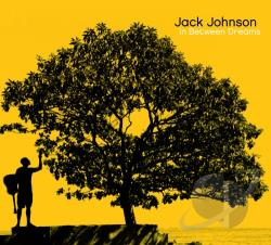 Johnson, Jack - In Between Dreams CD Cover Art