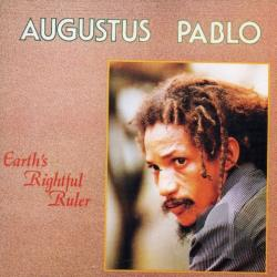 Pablo, Augustus - Earth's Rightful Ruler CD Cover Art