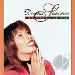 Summer, Donna - Christmas Spirit CD Cover Art