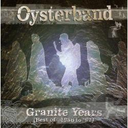 Oyster Band - Granite Years CD Cover Art