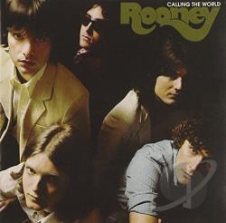 Rooney - Calling the World CD Cover Art