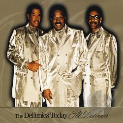 Delfonics - Delfonics Today All Platinium CD Cover Art