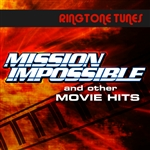 Ringtone Track Masters - Ringtone Tunes: Mission Impossible and other Movie Hits DB Cover Art