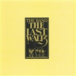 Band - Last Waltz DB Cover Art